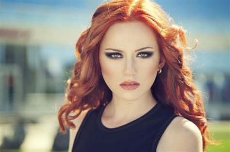 best redhead hairdo best makeup tips for redheads hairstyles nail art