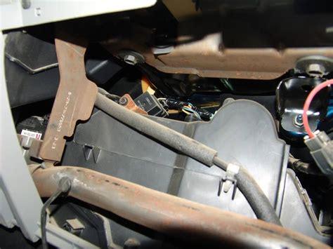 test blower motor resistor chevy silverado silverado blower motor resistor test 28 images in my 2000 chevy silverado the blower motor