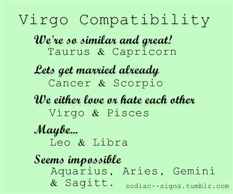 virgo season zodiac signs virgo compatibility