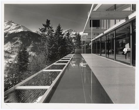 haus herford richard neutra in europa buildings and projects 1960 1970