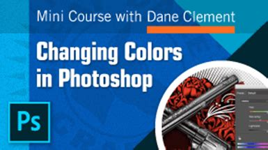 changing colors in photoshop mini course changing colors in photoshop production