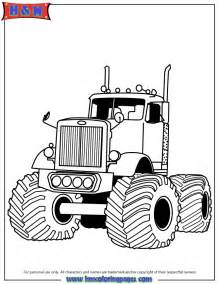 big rig monster truck for boys coloring page h amp m