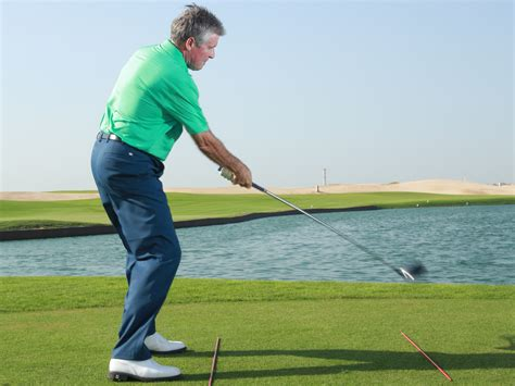 over the top swing how to stop your golf swing coming over the top golf monthly