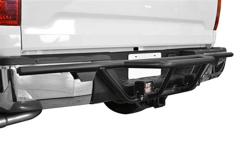 n fab rear runner bar n fab rear light bar