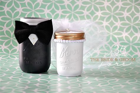 diy wedding gift ideas for and groom the 36th avenue jar crafts groom the 36th avenue