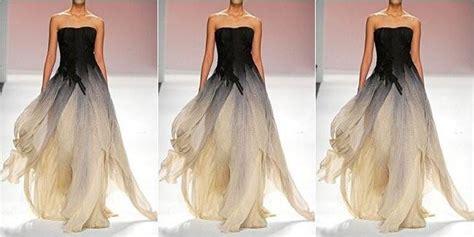 Gaun Tulang infogadis on quot gaun ombre adalah gaun pengantin