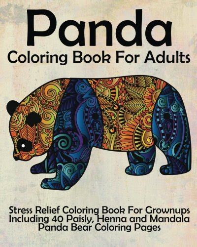 world a coloring book stress relief book gift for to be baby shower gift new s day gift idea expecting book books panda novelty gifts panda things