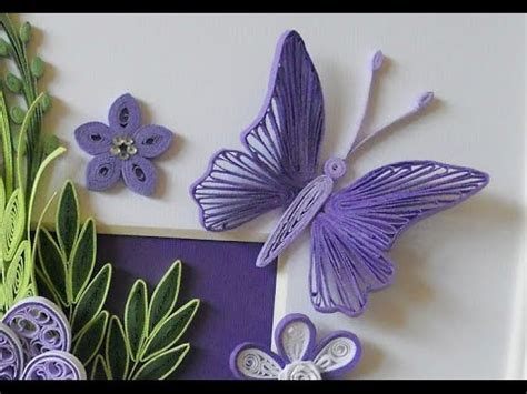 quilling tutorial on youtube butterfly quilling tutorial youtube