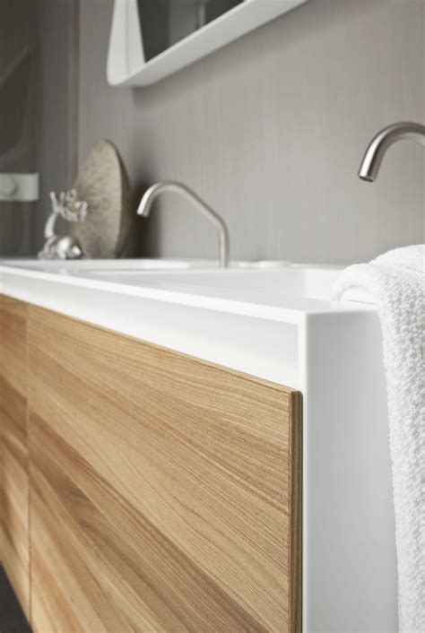 Corian Vanity Unit by Ergo Nomic Wall Hung Element Vanity Units From Rexa