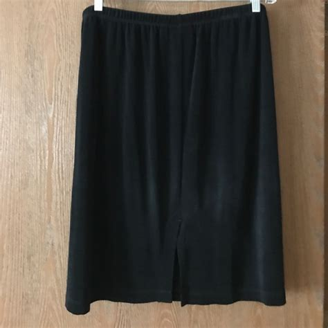Guc Black chico s guc black chico s travelers skirt size 3 from