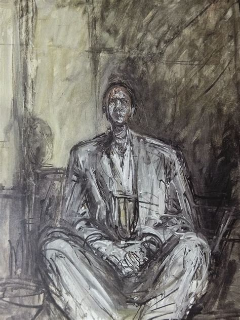 portrait jean genet giacometti feast or famine from munch monet and matisse to picasso