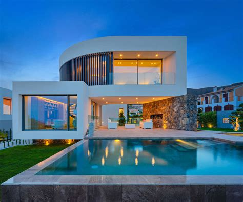 Modern Luxury Homes Pictures Modern mediterranean homes idesignarch interior design