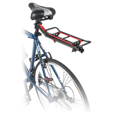Bell Rear Bike Rack by Bell Sports 7052614 Rack Rear Caddy 310 Black Fitness