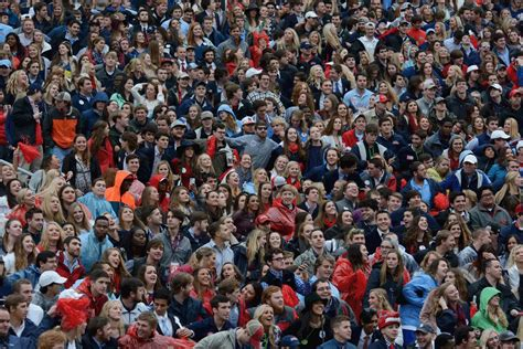 ole miss student section rebel fans need to root for msu and lsu i m sorry the dm