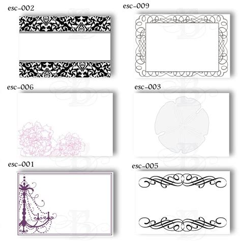 wedding place card template free word best templates ideas