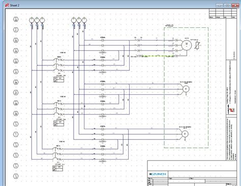 electrical schematic design software e3 schematic zuken usa