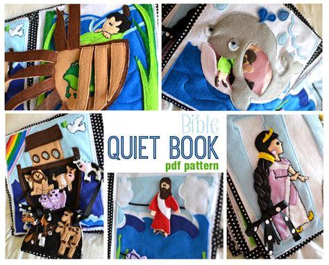 bible quiet book pattern bible quiet book pdf pattern