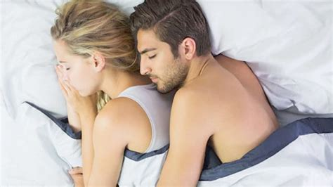 comfortable sleeping positions for couples what do these 6 couple sleeping positions reveal about