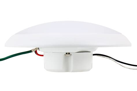 flush mount ceiling light led 5 1 2 quot flush mount led ceiling light 80 watt equivalent