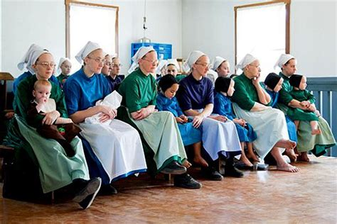 amish cooking class the celebration books amish gather before entering prison for crimes
