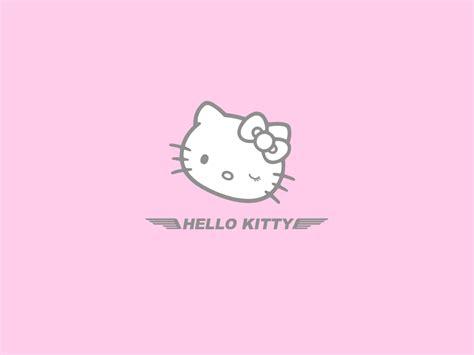 home design lover facebook tapeta biały kotek puszczający oczko hello kitty bajkowe