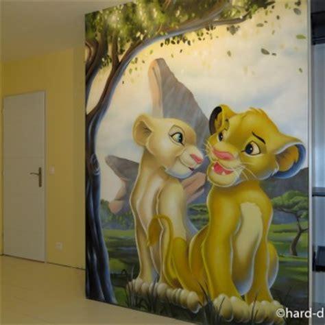 decoration chambre simba