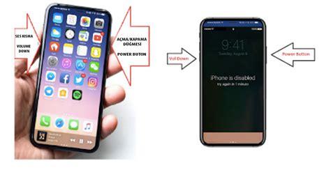 Iphone U Sifirlama Iphone 8 Ve Iphone 8 Plus Ta Format Atma Sıfırlama Nasıl Yapılır Akıllı G 252 Ndem