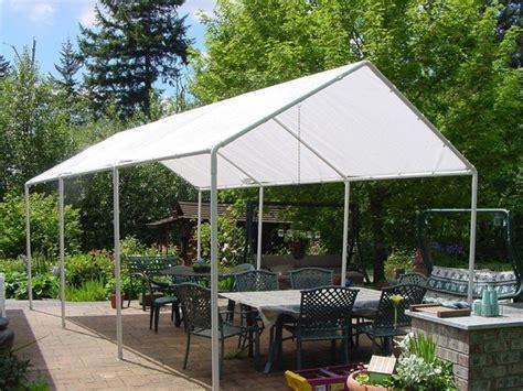 Diy Backyard Canopy by 16 Easy Diy Backyard Sun Shade Ideas For Your Backyard Or