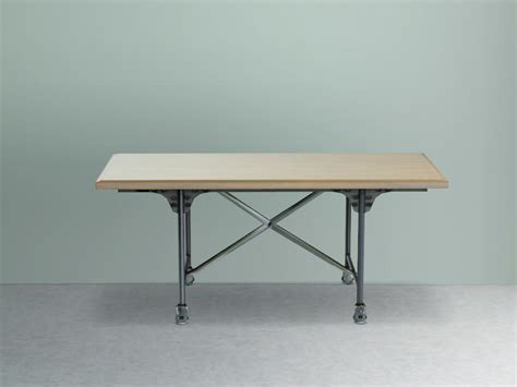 wolfspryte s industrial chic 2x1 dining table