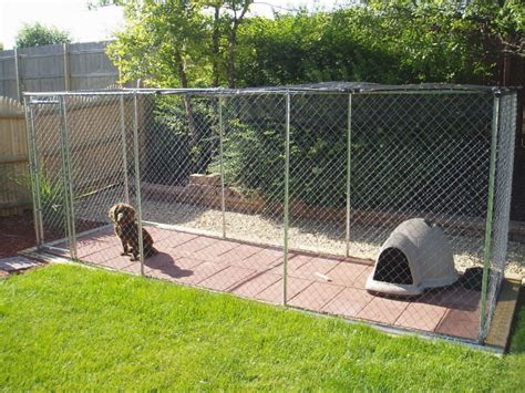 dog run in backyard home made dog kennels homemade dog run books worth