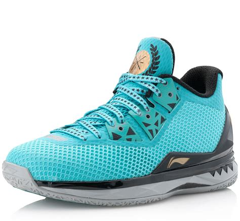 Li Ning Import 4 li ning way of wade 4 liberty restock weartesters