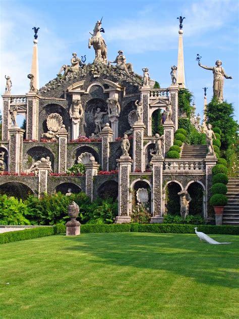 giardini borromeo giardini di palazzo borromeo isola lake maggiore