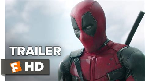 deadpool trailer deadpool official trailer 1 2016