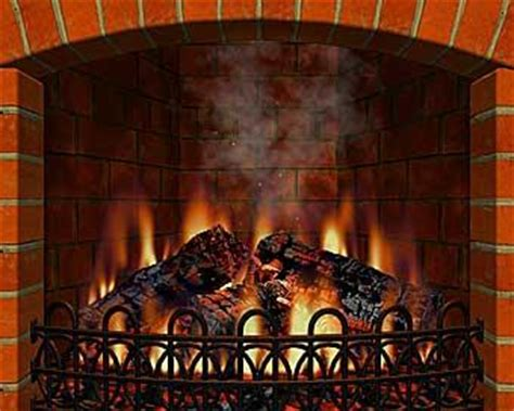 Fireplace 3d Screensaver by 3d Realistic Fireplace