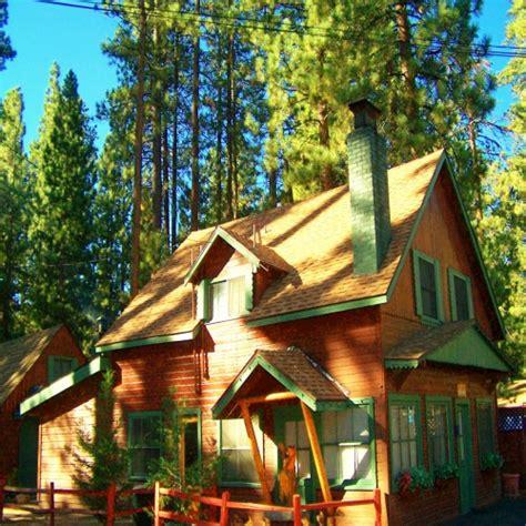 golden cottages big ca big brochure lodging events information big lake