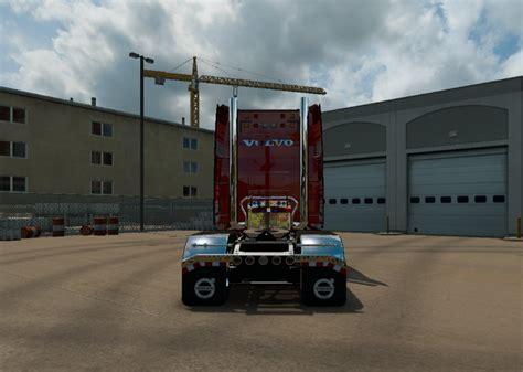 volvo truck shop volvo vnl 780 red fantasy 2 0 for volvo vnl truck shop by