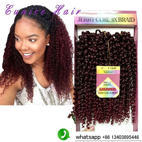 hair styles with jerry curl and braids crochet hair dreadlocks extensions freetress braids