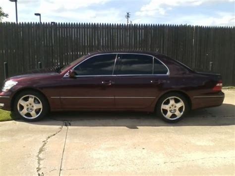 where to buy car manuals 2005 lexus ls auto manual buy used lexus ls 2005 lexus ls 430 low miles 1 owner runs and drives great 15 779 mile in