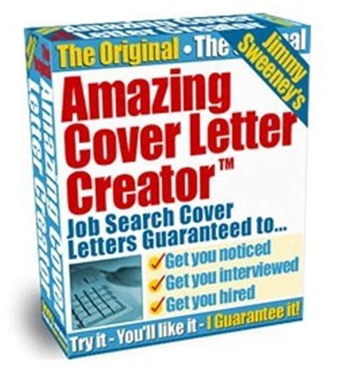 do you know how to get amazing cover letters