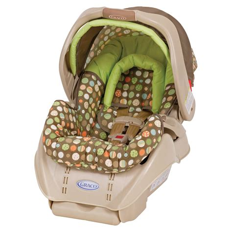graco car seat parts canada graco snugride infant car seat lively dots baby baby