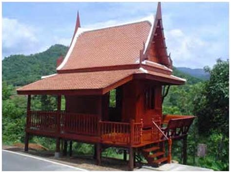 thailand home design news thai style wooden houses in samui thailand samui phangan properties co ltd