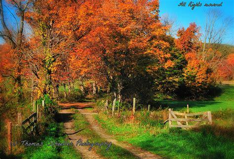Landscape New Ct Connecticut Autumn Scenic Landscape Flickr Photo