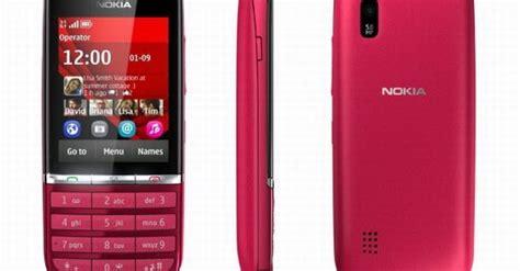 Pasaran Hp Nokia Asha 300 harga hp nokia asha 300 spesifikasi dan review