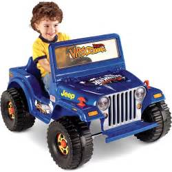 Power Wheels Jeep 6 Volt Fisher Price Power Wheels Blue Wheels Jeep Ride On