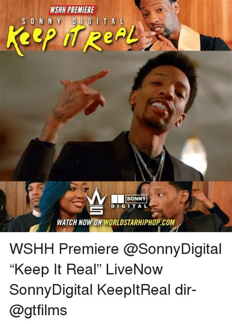 Worldstarhiphop Meme - wshh premiere s o n ny d i gi t a l sonny digital watch