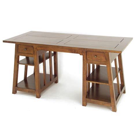 bureau traiteau bureau en h 233 v 233 a massif mobilier haut de gamme omega