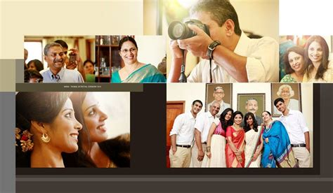Kerala Wedding Album Design Pages by Kerala Wedding Photography Wedding Videography In