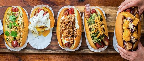 the dog house hot dogs 8 fantastic fancy hot dogs huffpost
