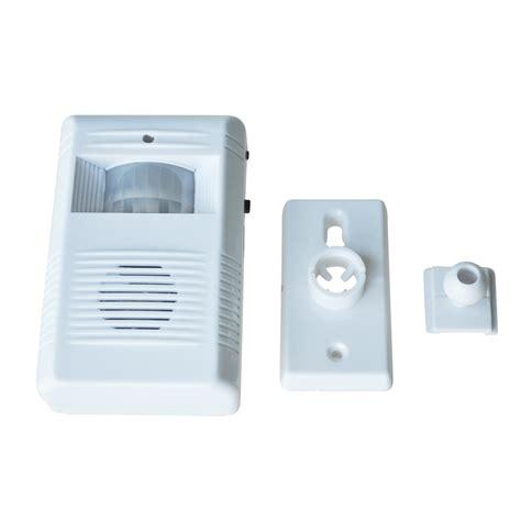 Bel Alarm welcome chime door bell motion sensor wireless alarm hy ebay