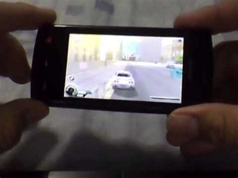 hd themes nokia 500 juegos hd para el nokia 500 youtube